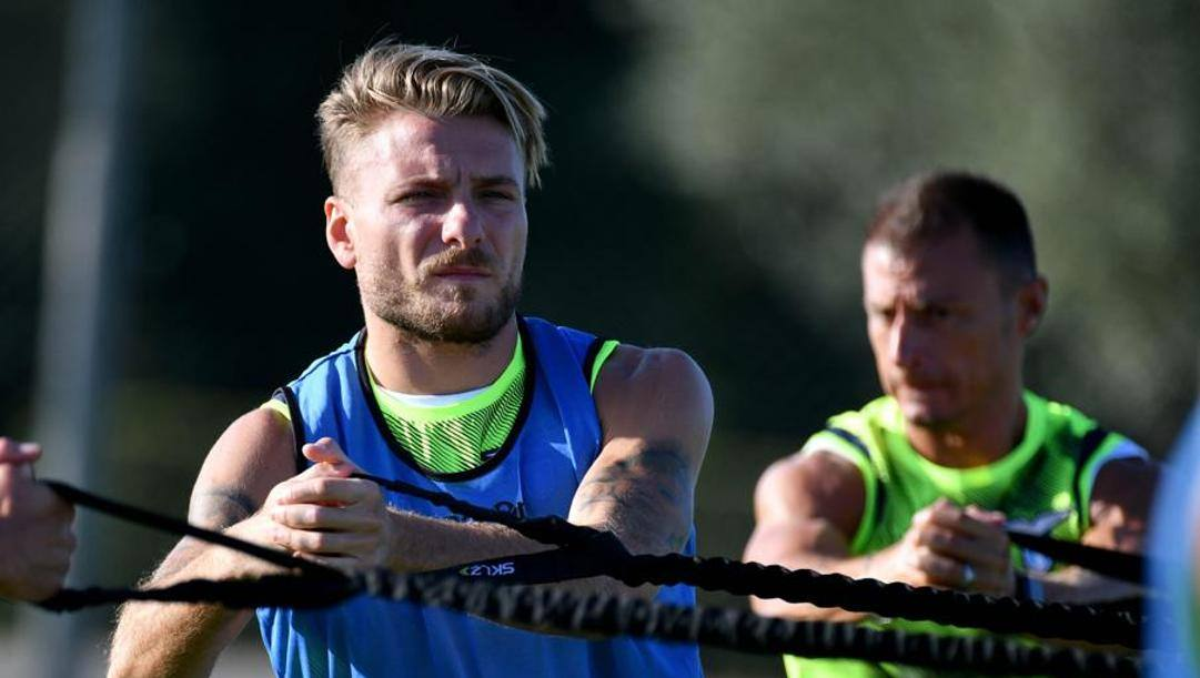 Ciro Immobile. Getty
